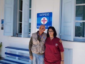 Οι Γιατροί του Κόσμου στη Χάλκη